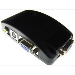 VGA PC RGB to VIDEO TV,...