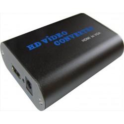 HDMI 1080p HDMI1.3 to VGA +...