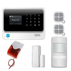 Wireless GSM Alarm WIFI...
