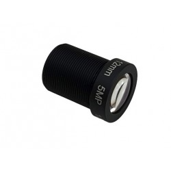 Lens M12 S-MOUNT 12mm 5MP...