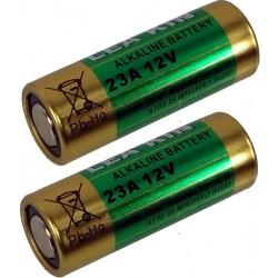 2x Battery 23A, 12V,...