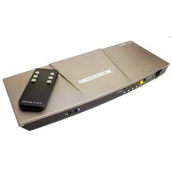 4x2 Dual KVM monitor HDMI...