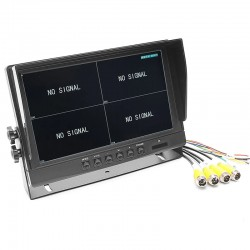9 inch AHD 1080P LCD...