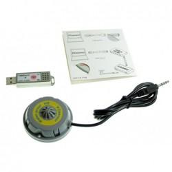 Termometr USB PC sonda...